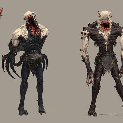 Adrian smith lesser demons