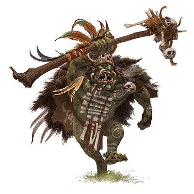Adrian smith fw orc shaman