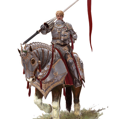 Adrian smith knight of sigmars blood illo2colour
