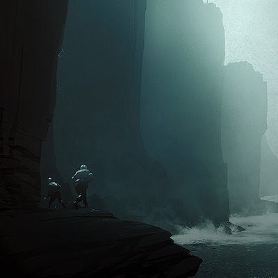 Christopher balaskas cliff artillery