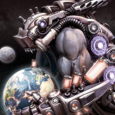 Mark van haitsma destroyer of worlds large