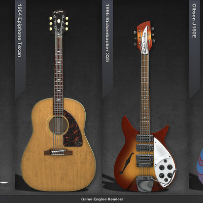 Mark van haitsma guitar portfolio page 2