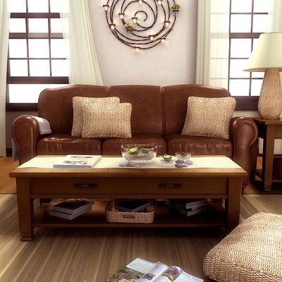Mark van haitsma breeze through the living room