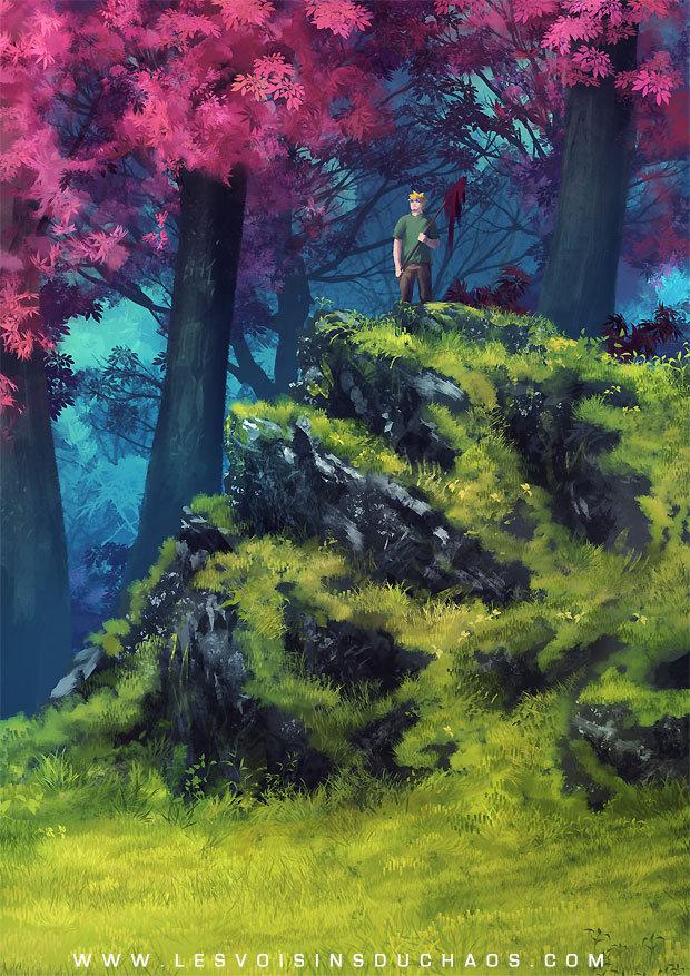 Moss Cartpet