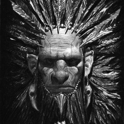 Adrian smith tyrants shaman lo