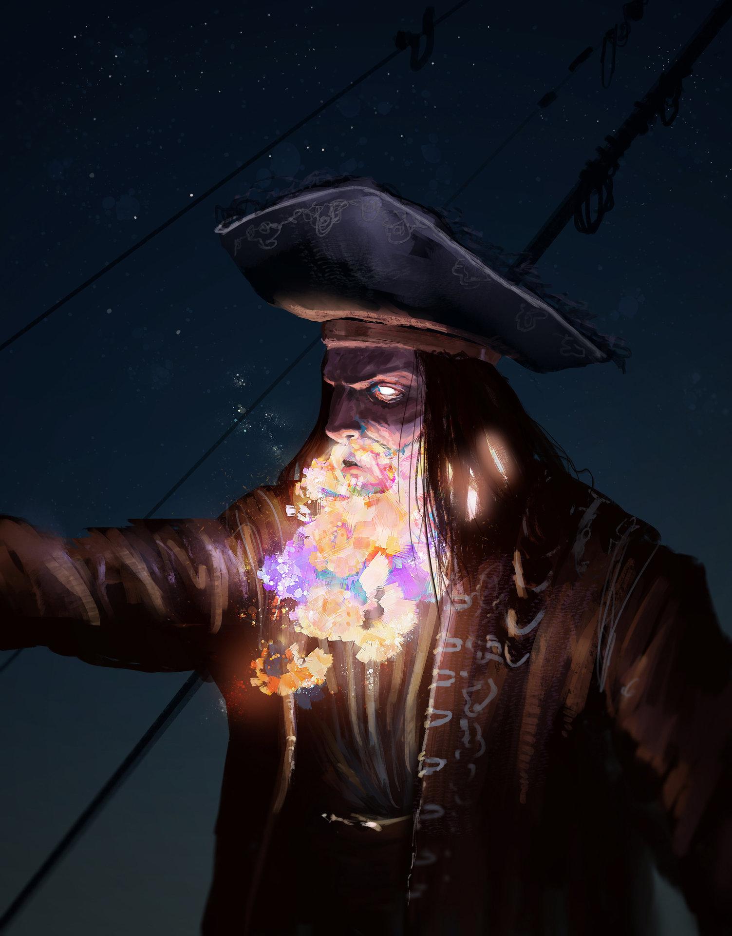 Chenthooran nambiarooran pirate wizard 4
