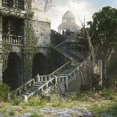 Tom nemeth forgotten temple