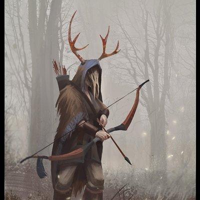 Hakob minasian huntress