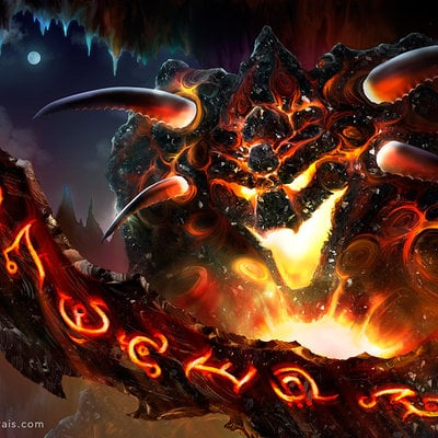 Jaime gervais obsidianfiregolem