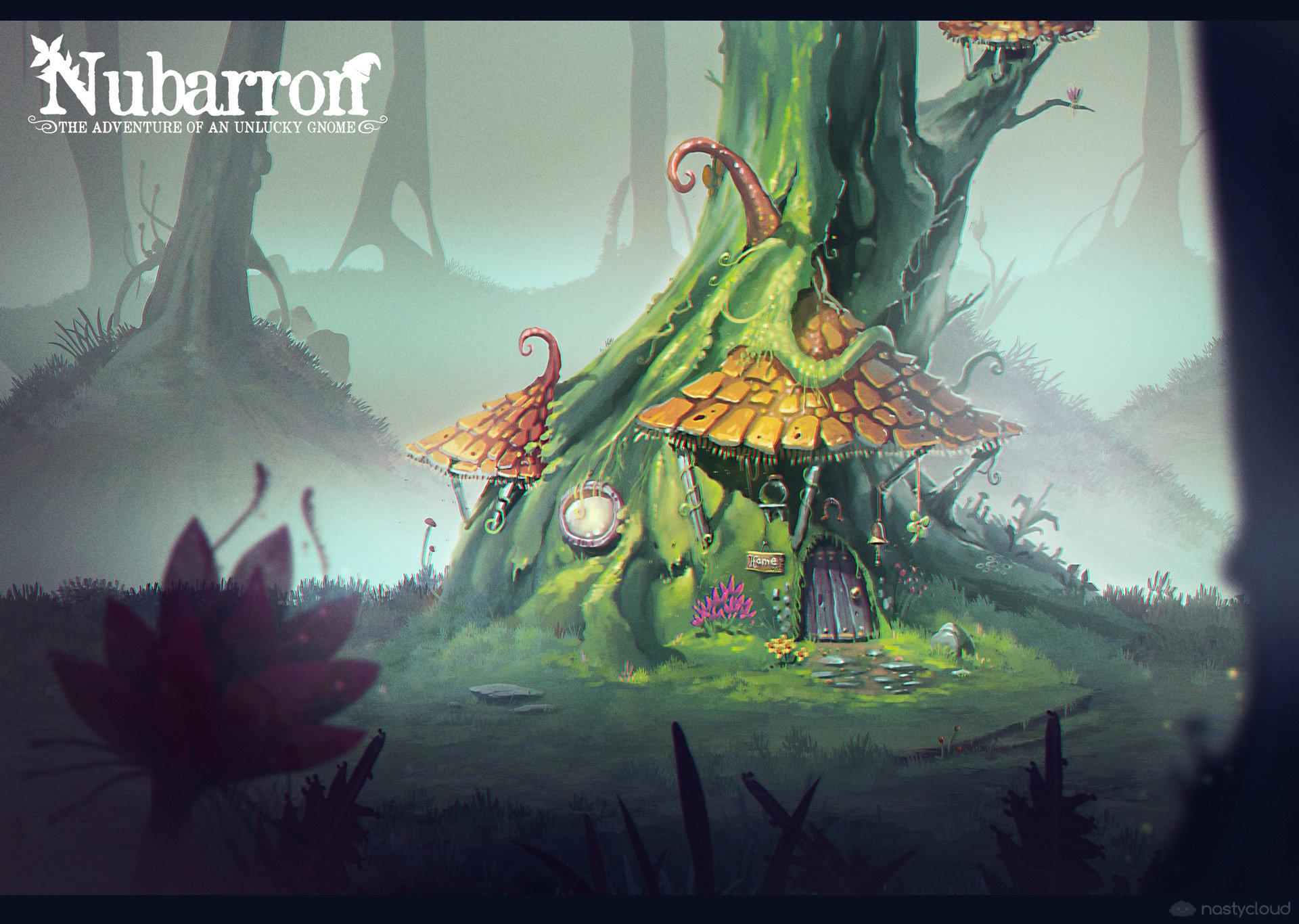 Unlucky Gnome (concept art)