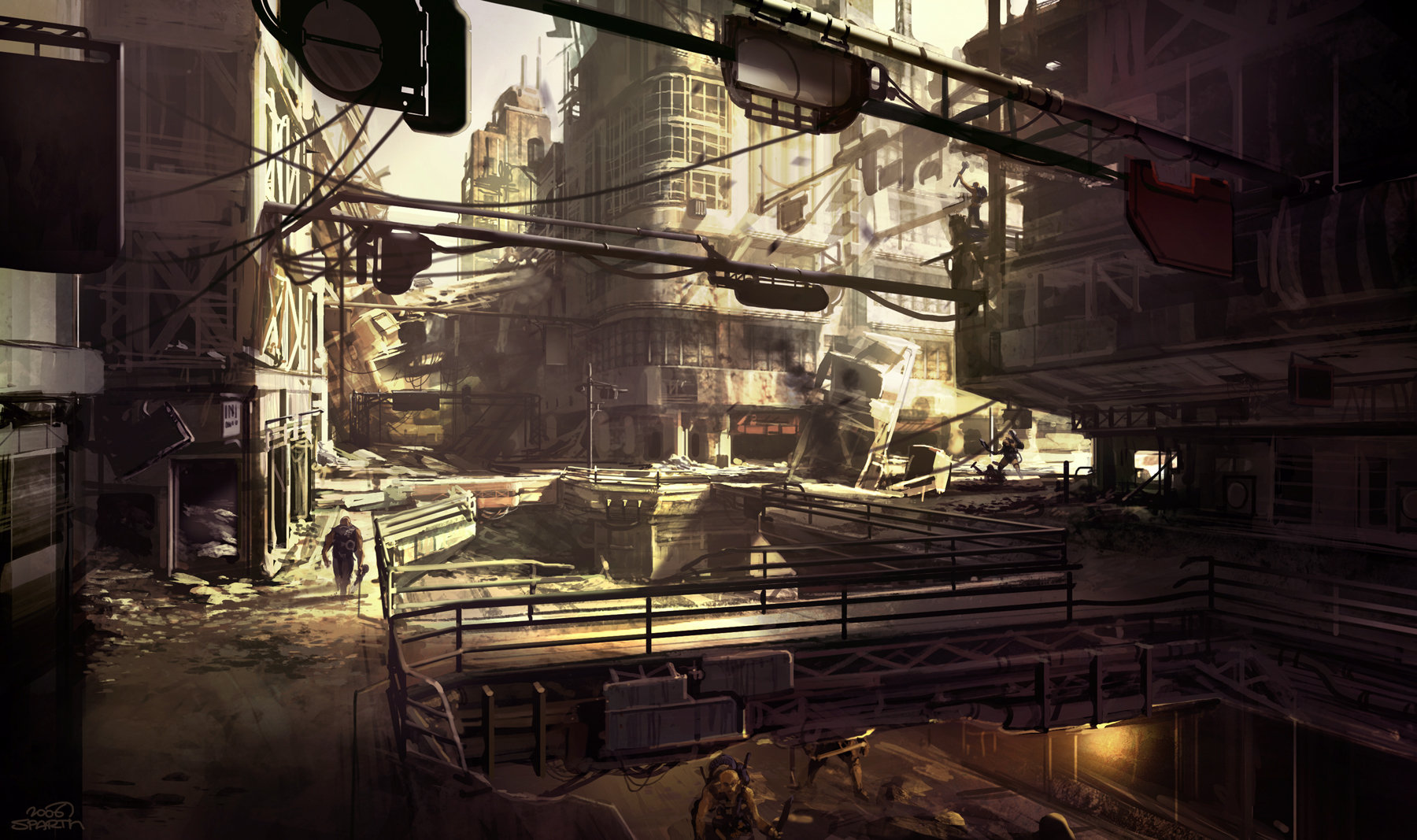 Dead city   a4   people edit2014small