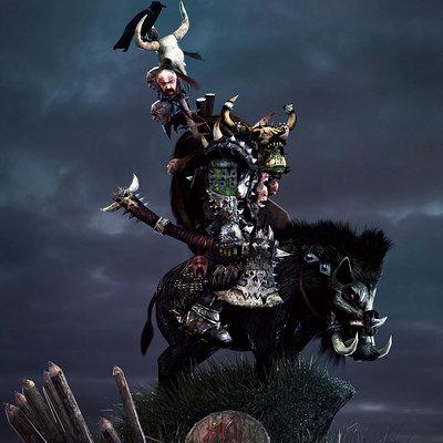 Orc cg