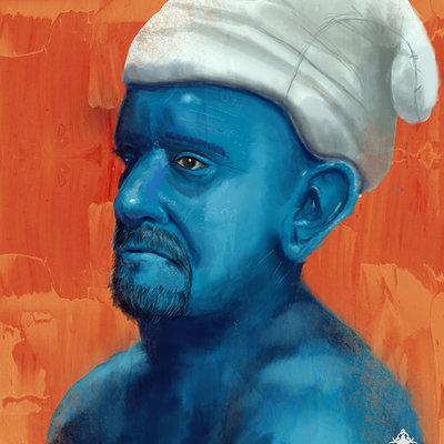 Ali maher smurffinal