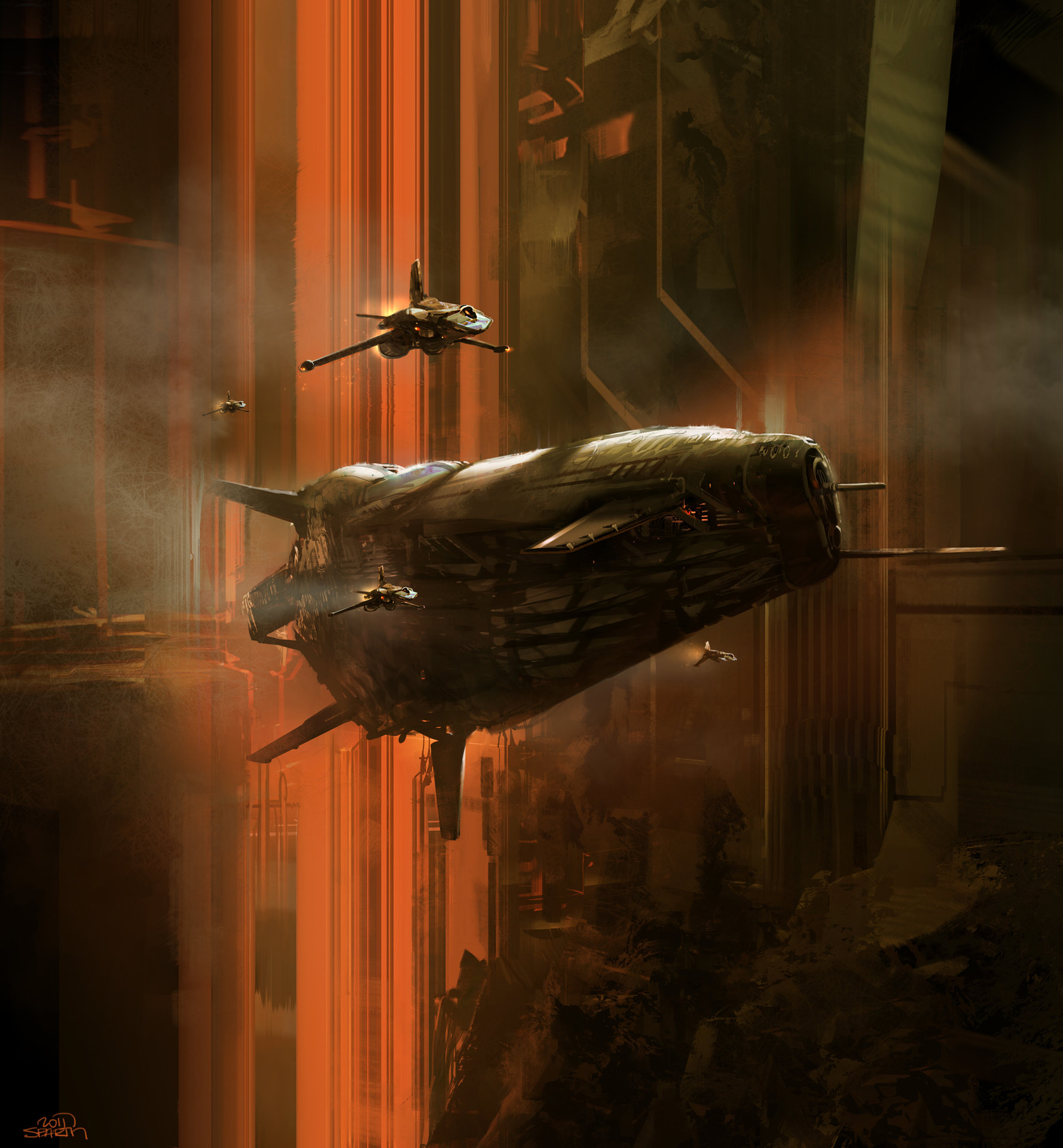 Sparth nicolas bouvier in the lions mouth sparth 04 small