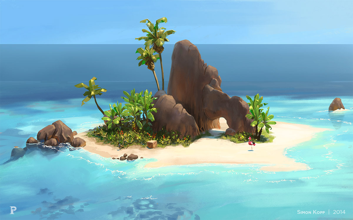 Simon kopp island concept