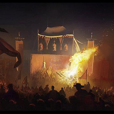 Gilles beloeil acu sc medieval execution de moley e gbeloeil