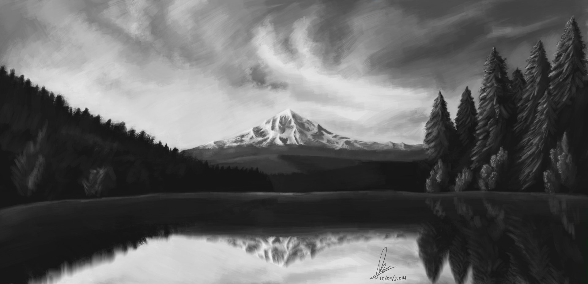 Raveen rajadorai lake grey
