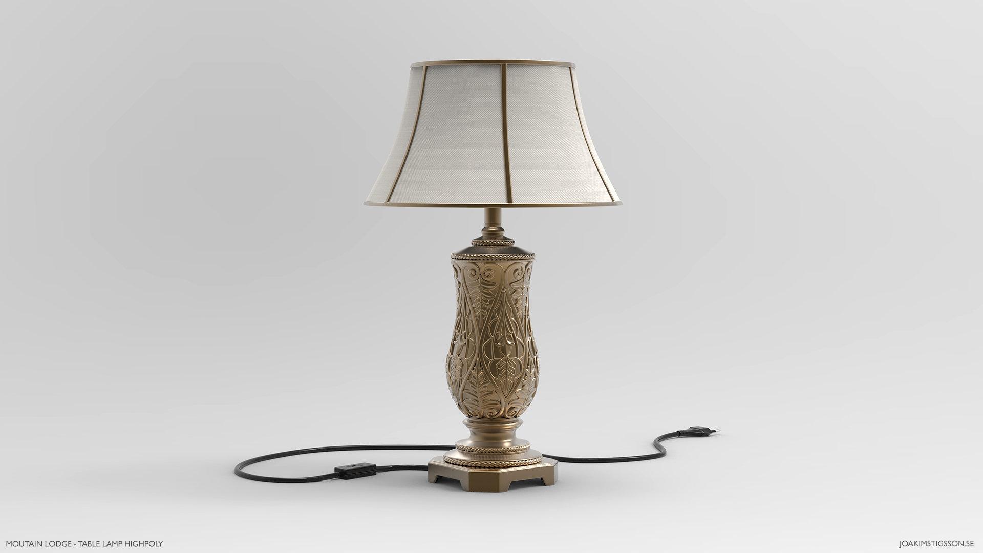 Joakim stigsson table lamp a hp 01