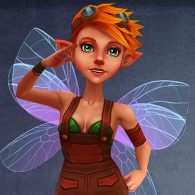 Viviane herzog fairy