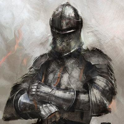 Murat gul knight1 by muratgul