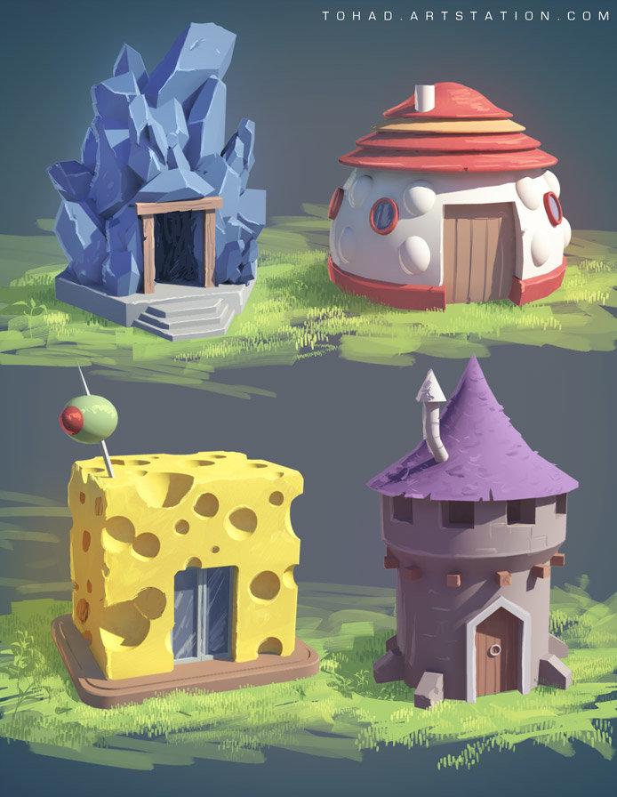 Littles houses