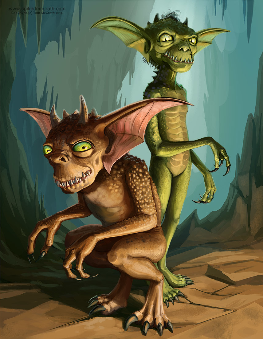 Tom mcgrath gremlins