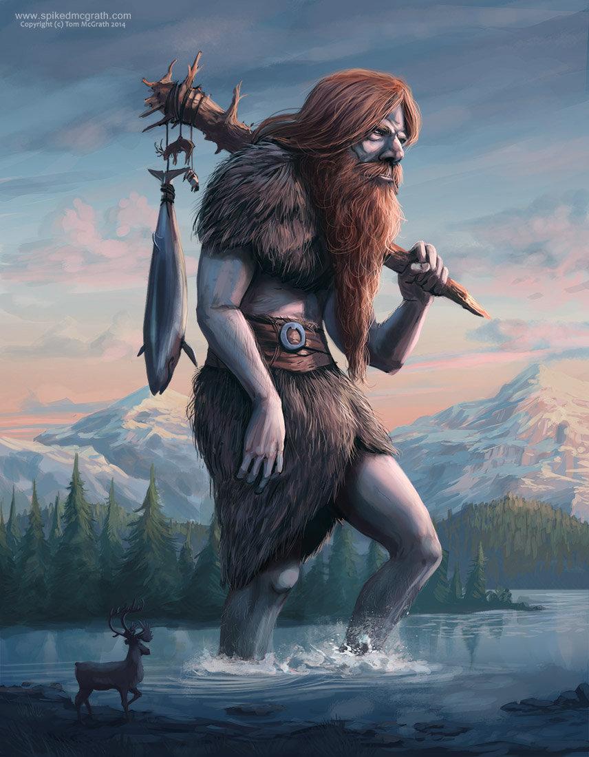 Tom mcgrath mountain giant