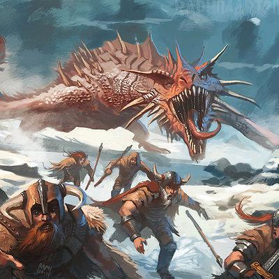 Raph lomotan vikingsanddragons cgh