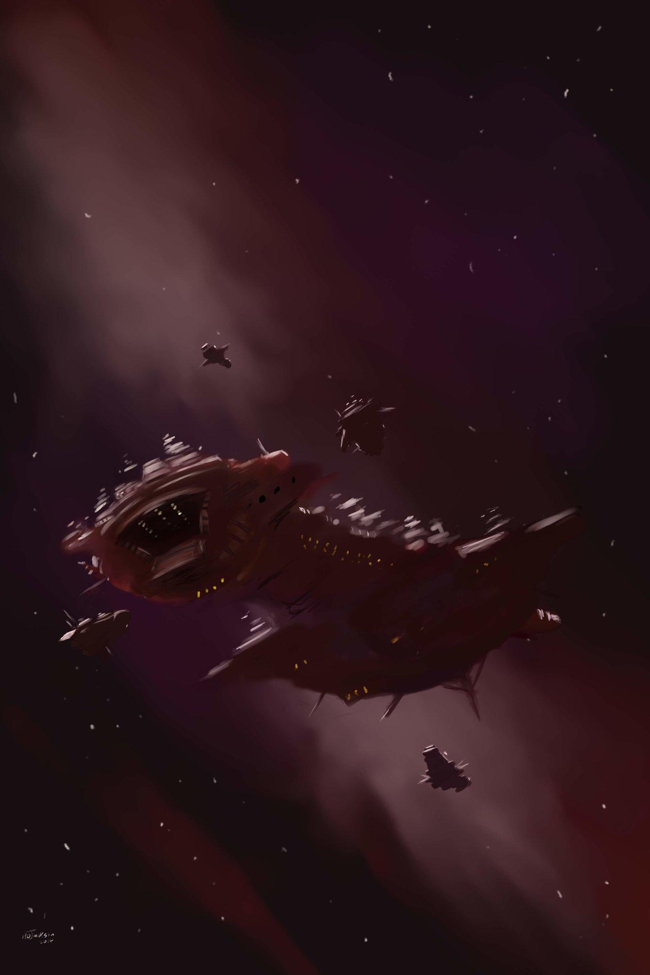 Md jackson mdjackson spaceship 2