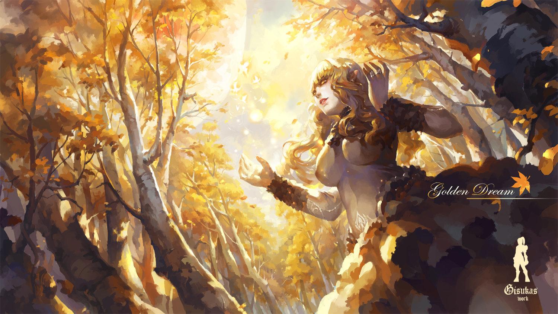 Yan gisuka elfs pray
