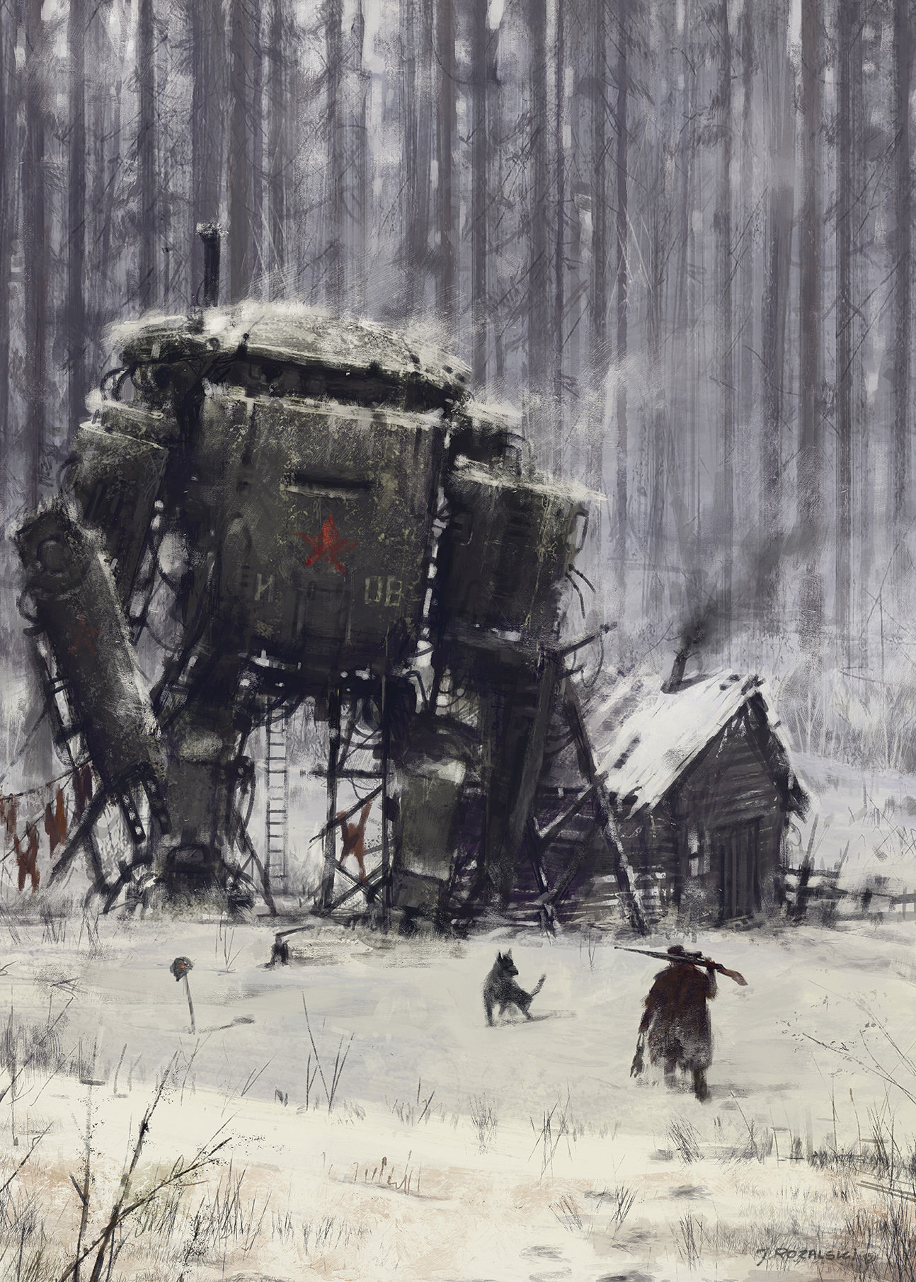 jakub-rozalski-1920-retired-veteran-70na