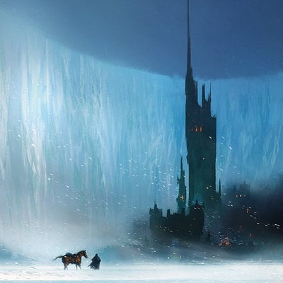 Christopher balaskas castle black as