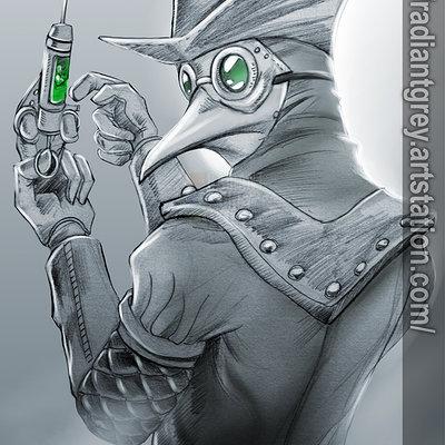 Nick minor plague doctor