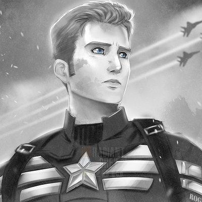Nick minor captain america