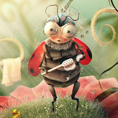 Ricardo manso ladybug rmanso