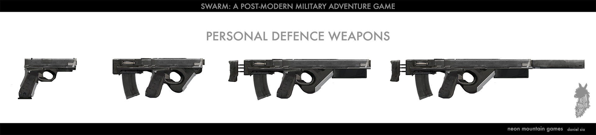 Personal Defence Weapons