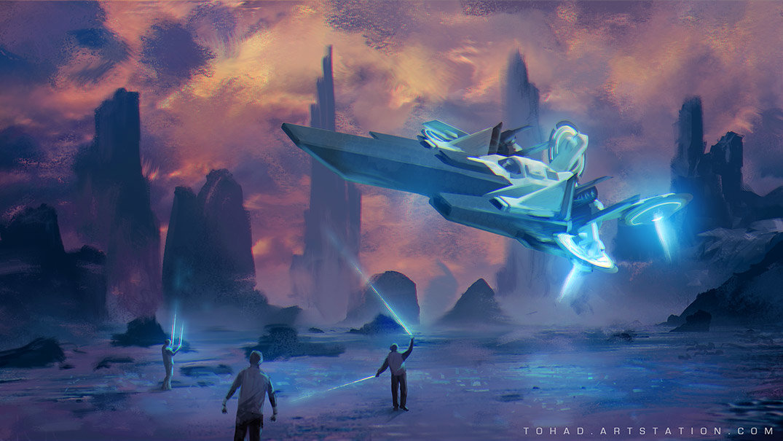 Welcome on Encelade