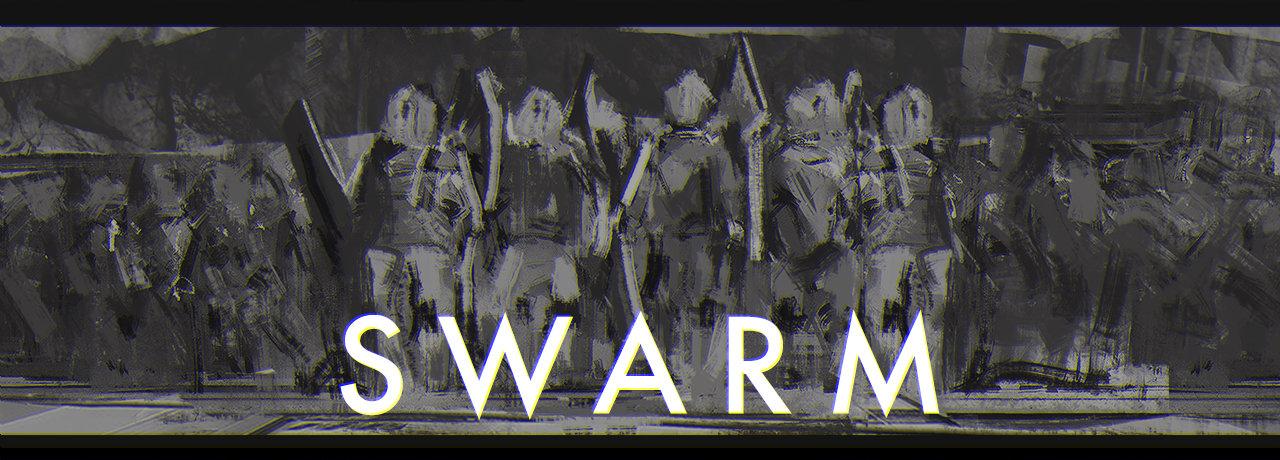 Daniel sia swarm poster team2