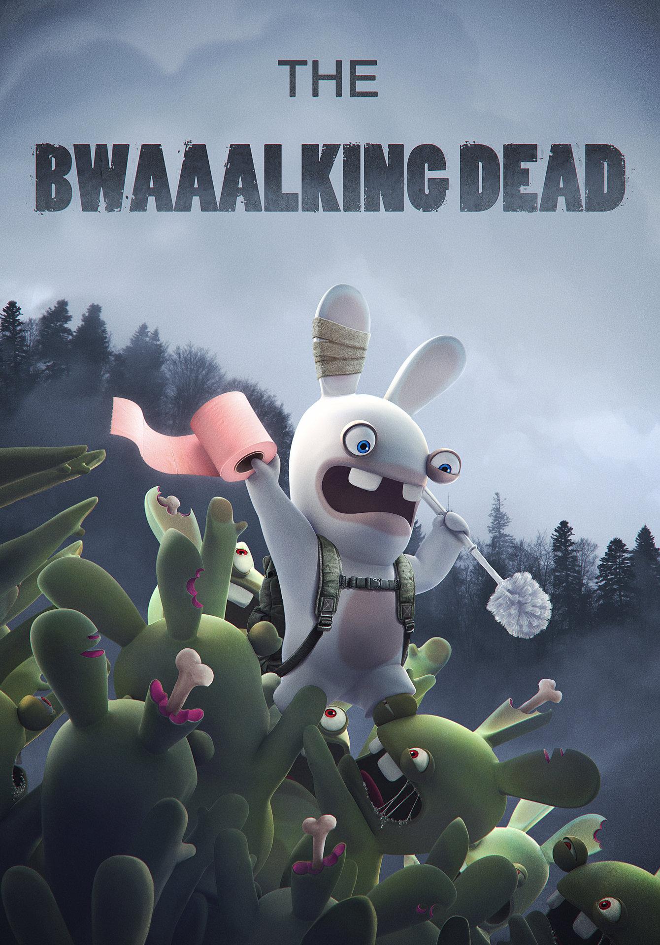 Loic bramoulle rr print walking dead liok 001