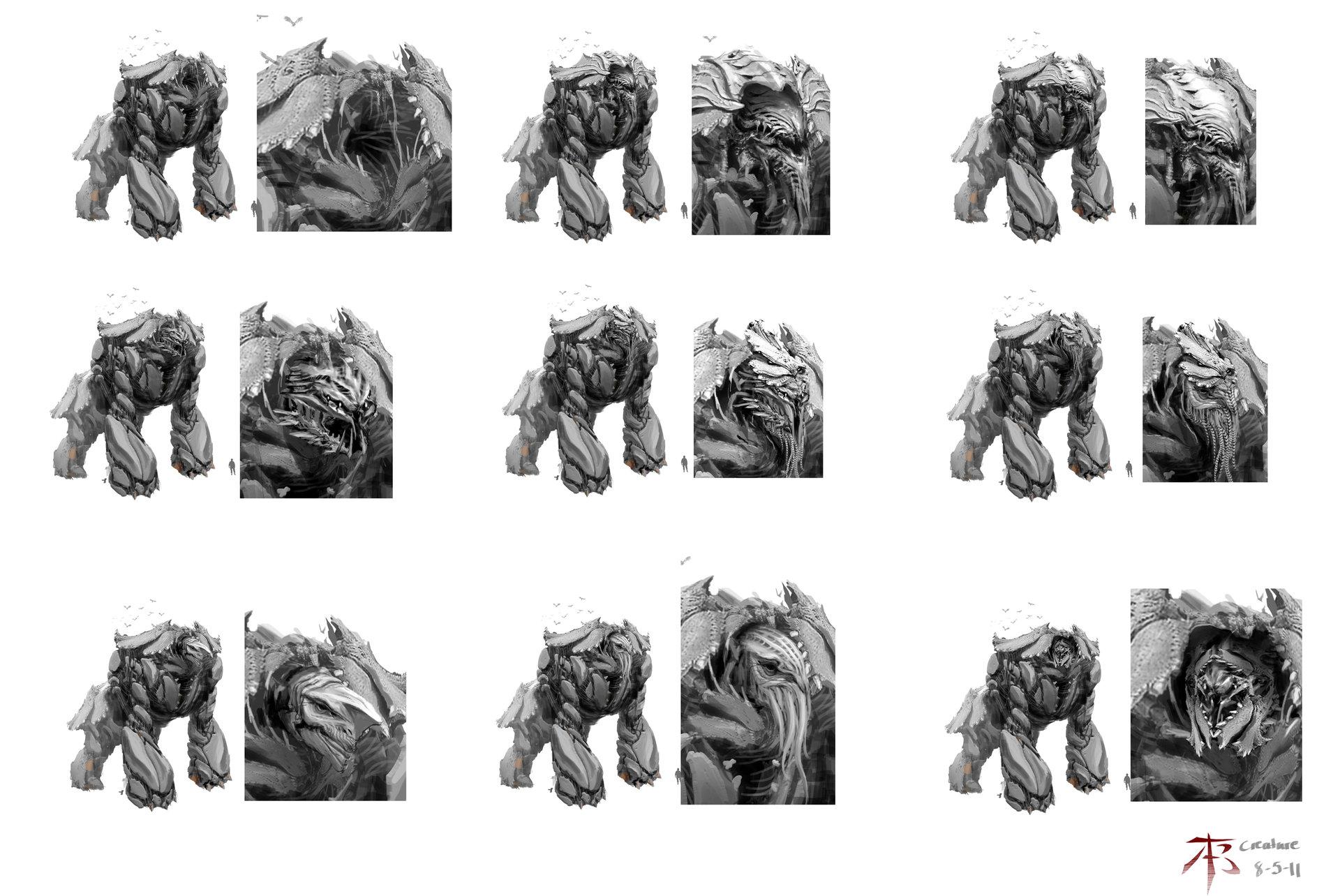 Tu bui mammoth head variety