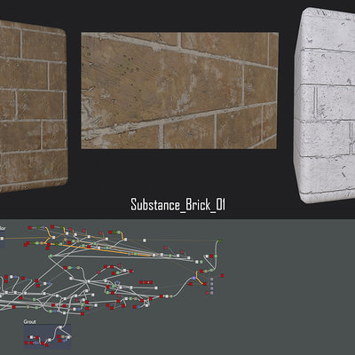 Anshul sharma brick substance screenshot