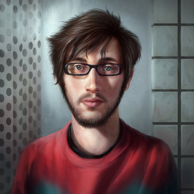 Tony foti new self portrait