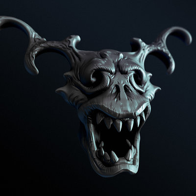 Mike robinson demon head