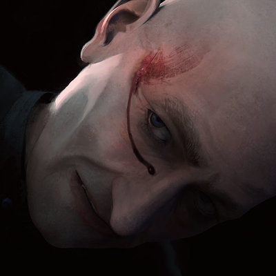 Alex brady blood face222