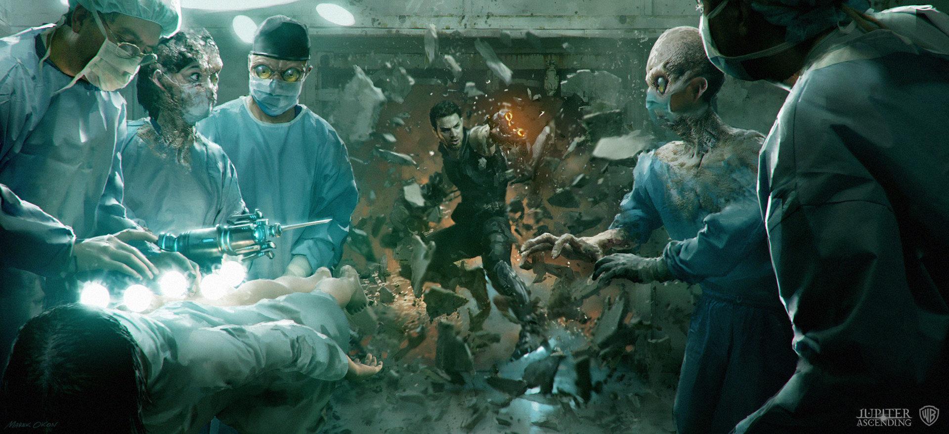 JA: Clinic Fight