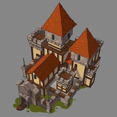 Tim kaminski castle series 1 and 2