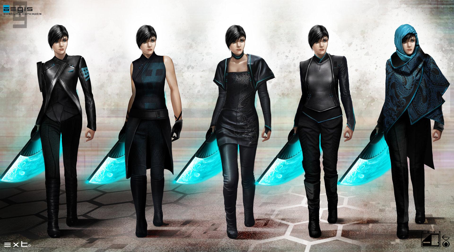 Aegis Costume Concepts