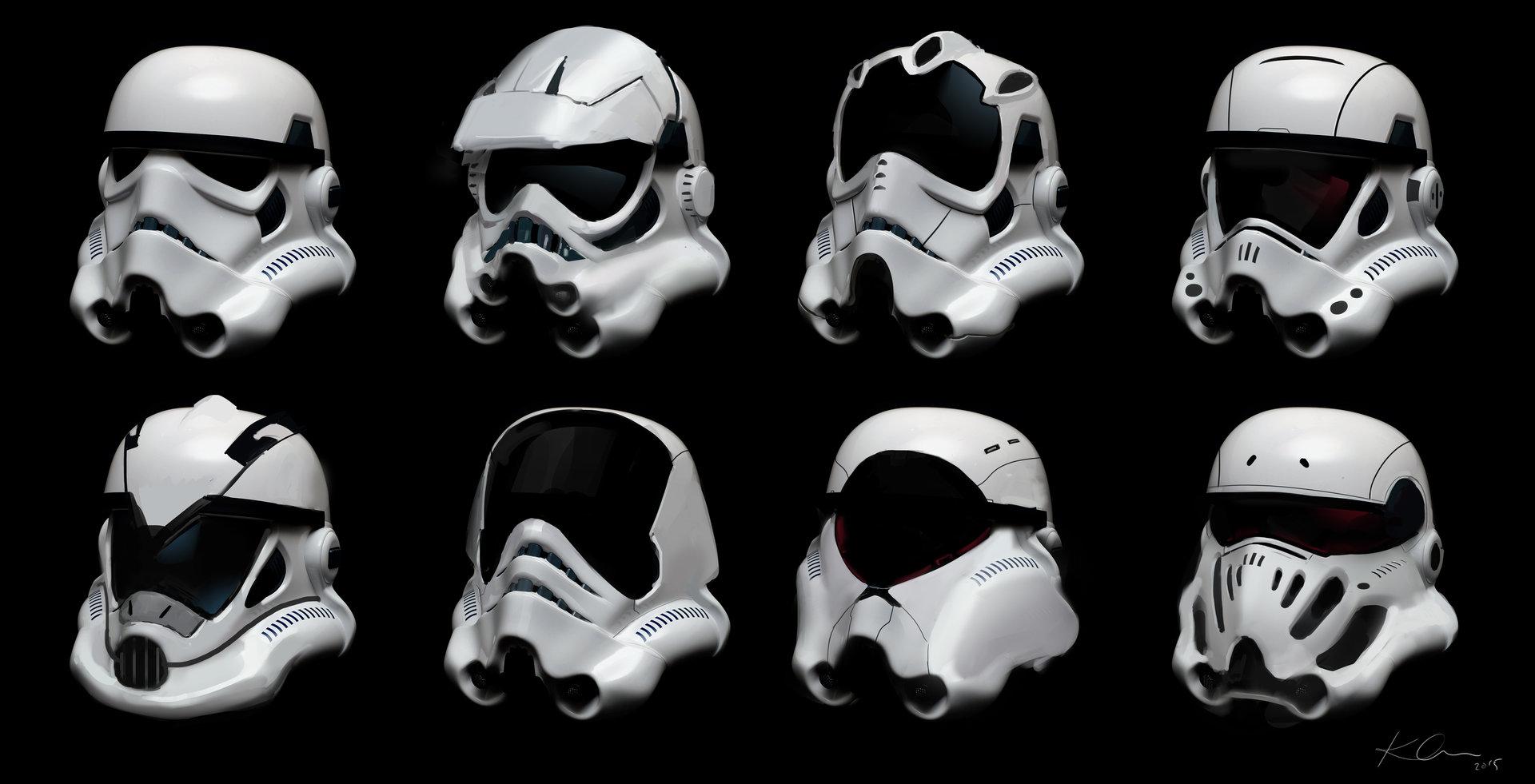 Amazing Stormtrooper Variants : Helmet