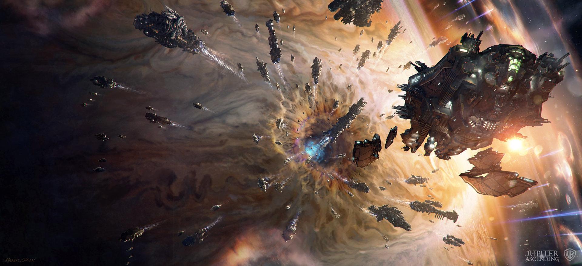 JA: Jupiter Escape