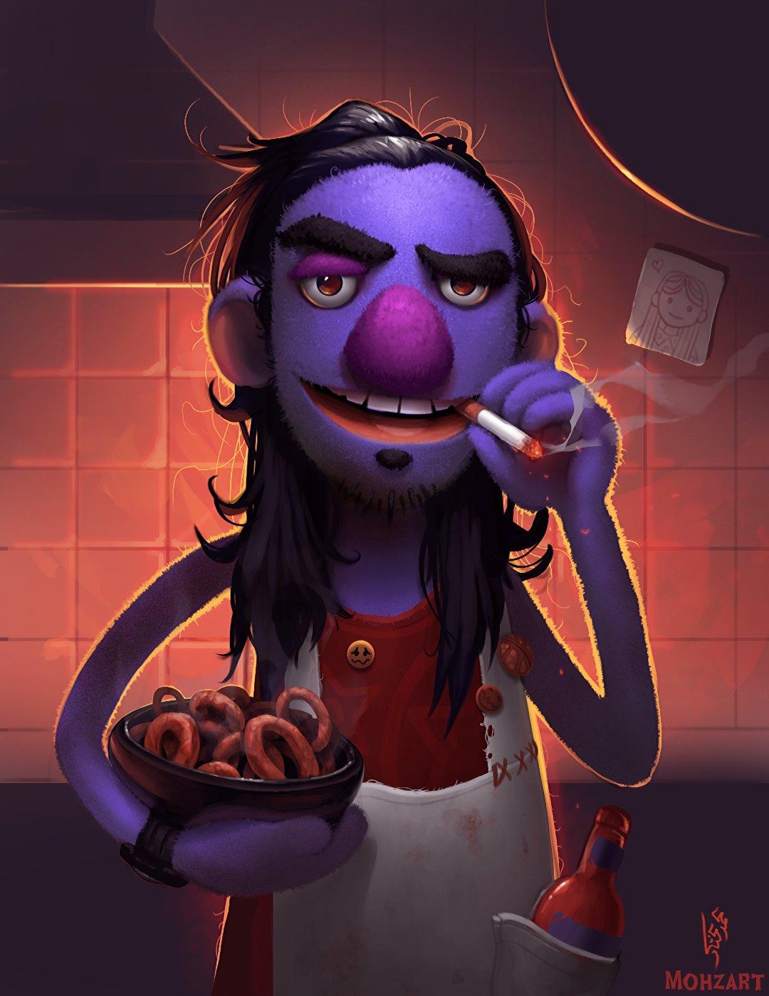 Mohammed z mukhtar muppet me
